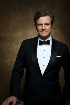 """Colin Firth - so talented.  Who knew until """"The King's Speech""""?"""