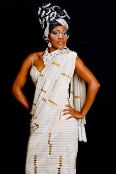 1000+ images about Robes de mariée Africaines on Pinterest  African ...