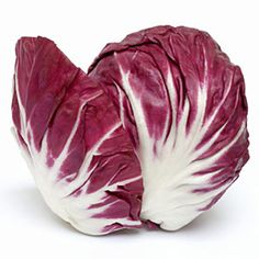Instead of iceberg lettuce as an alternative to tortilla shells, we tried radicchio & it worked great! #TacoTuesday