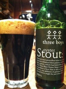 Oyster Stout!! 6.2%- New Zealand