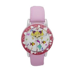 Cute Blonde Mermaid Wrist Watches by Avenue Central