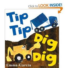 great construction vehicle book for toddlers/preschoolers with cute illustrations
