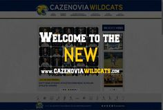 The wait is over...The NEW #WildcatsAthletics site has launched!
