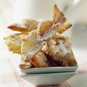 Bugnes lyonnaises - une recette Fête