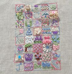 39 Squares - DSC07735_edited-1 by dishyvintage, via Flickr