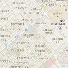Amrapali Sapphire – 2/3/4 BHK Apartments in Noida Sec-45-Noida