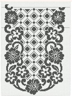 home accessories decor Crochet Doily Diagram, Filet Crochet Charts, Crochet Doily Patterns, Crochet Doilies, Crochet Carpet, Crochet Home, Cross Stitch Designs, Cross Stitch Patterns, Holiday Crochet Patterns