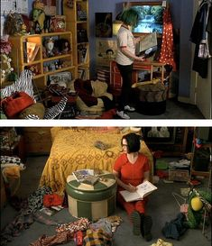 I had a serious case of bedroom envy as a kid. When I'd watch my favorite TV shows or movies, I was always distracted by the the characters'...