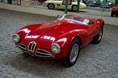 """Alfa Romeo C52 """"fianchi stretti"""" spider"""