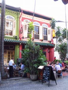 Emerald Hill, Singapore by velma