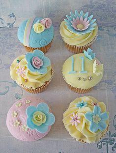 Hannah's Birthday Cupcakes | Flickr - Photo Sharing!