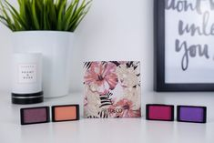 Beauty Box Trio & Eyeshadows Artdeco Anverelle Review