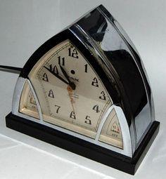 GE Hotpoint TM-8 Electric Clock Range Timer