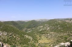 Lands and mountains arround Habil village