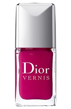 sweet shade: 'graphic berry' by dior