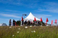 Unser SEAT #VIP Camping-Platz so läßt es sich auf einem Festival entspannt aushalten.