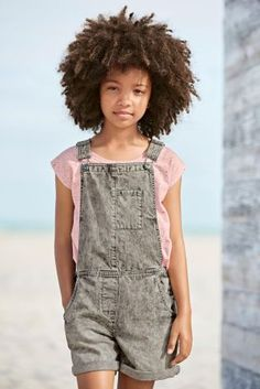 Buy Grey Snow Wash Denim Dungarees (3-16yrs) online today at Next: United States of America