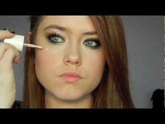 Audrina Patridge Inspired Makeup Tutorial ♡ (Collab w/ thinkpinksteph) Beauty Tutorials, Beauty Tricks, Hair Tutorials, Makeup Tutorials, Kiss Makeup, Eye Makeup, Hair Makeup, Flawless Makeup, Gorgeous Makeup