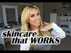 Anti Aging Skincare Routine | Skincare that Gives RESULTS! - YouTube
