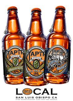 Tap It: APA, IPA, and American Standard