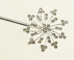 Minuet butterfly diamante brooch crystals rhinestone decoration french tiaras jewellery hair pin 187 from wedding accessories boutique online shop for junglespirit Images