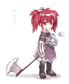 Chibi, Liz (Blood Lad)
