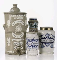 apothecary jars | Tumblr