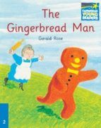the gingerbread man (cambridge storybooks level 2, ages 6-9)-gerald rose-9780521752176