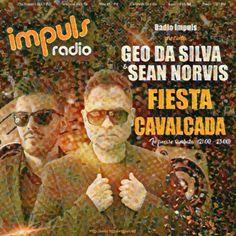 Fiesta Cavalcada By Geo Da Silva & Sean Norvis Impuls Geo, Movies, Movie Posters, Fiestas, Films, Film Poster, Cinema, Movie, Film