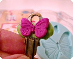 Etcetorize: Clay Key Covers