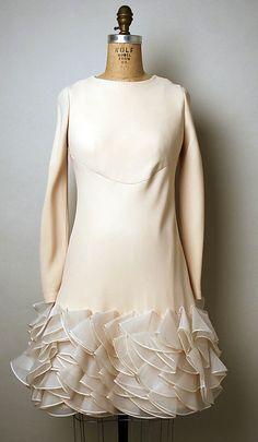 Dress, Mila Schön, 1969  (Italian)