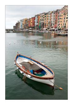 Portovenere, province of La Spezia , Liguria region Italy