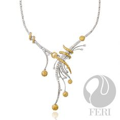 Global Wealth Trade Corporation - FERI Designer Lines Gold Necklace, Pendant Necklace, Beautiful Necklaces, Wealth, Silver, Jewelry, Stones, Celebrity, Events