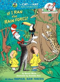 science book #rainforest
