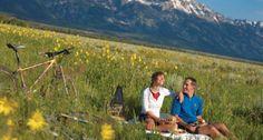 Jackson Hole Biking Picnic - Let us arrange the whole picnic for you!