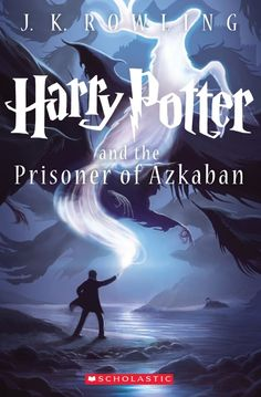 Harry Potter Fans, check out the new cover for HARRY POTTER & THE PRISONER OF AZKABAN