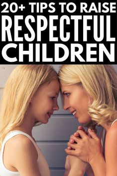 How to Teach Your Kids Respect | From great parenting tips to fun activities, games, and lesson plans, we're sharing our best mom resources to show you how to teach kids respect without losing your sanity. Whether you have rambunctious boys or strong-willed girls, teaching manners and respectful social skills isn't as hard as you think, and these respect activities are proof!