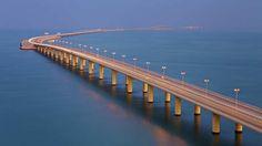 Saudi Arabia - king fahd causeway bridge