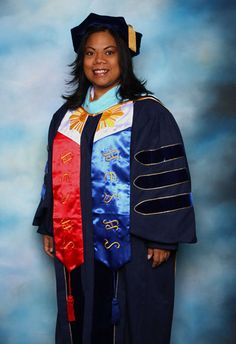 Doctoral Regalia Set For All Uc Campuses Official Design