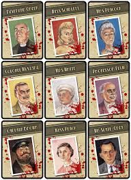 Super Cluedo/ Master detective homemade - Page 3 Youth Activities, Page 3, Detective, Photo Wall, Printables, Homemade, Baseball Cards, Frame, English