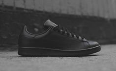 "adidas Originals Stan Smith ""Blackout"""
