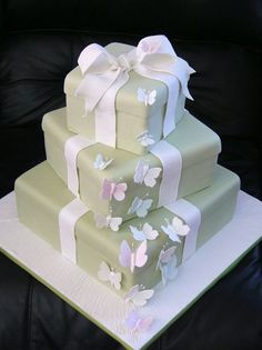 wedding cake packages