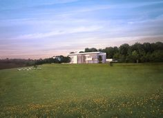 Richard Meier Debuts in Great Britain | Architects and Artisans