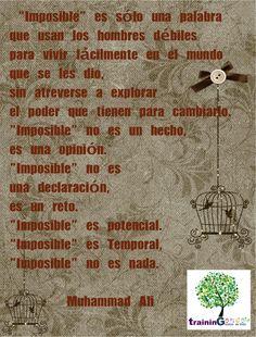 Imposible no hay nada