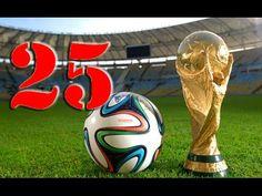 Top 25 Legendary Goals in World Cup History ● 720p HD ● GoalBeast