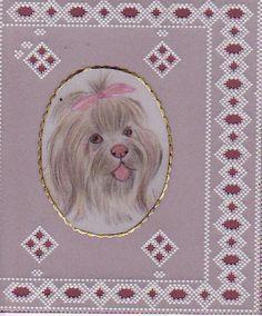 ... on Pinterest   Parchment craft, Parchment cards and Picasa