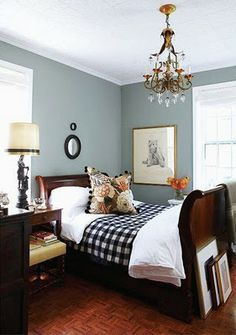 F2: colour combo for bedroom.
