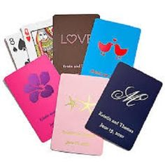 Gift your loved one to their own photo customized playing cards. http://www.allplayingcards.com/custom-playing-cards.asp