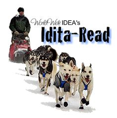 www.idita-read.org  My sister has tried to get me to follow the Iditarod for YEARS...maybe if I could tie it to reading, it could work :o)