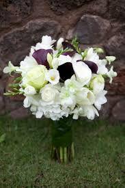 flower arrangements white green dk purple - Google Search